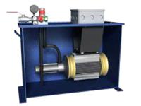Dry hydraulic elevator motor for Submersible hydraulic pump motor